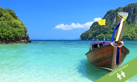✈ Phuket and Phi Phi Island: From $999 Per Person for a 10-Night Getaway with Flights, Breakfast and Airport Transfers