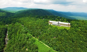 Mountain Lodge in Northern Georgia at Amicalola Falls State Park and Lodge, plus 6.0% Cash Back from Ebates.