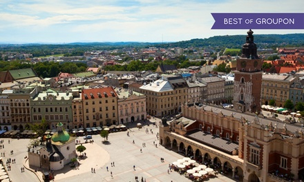 Kraków: 1-2 noce dla 2 osób ze śniadaniami i więcej w Hotelu Petrus