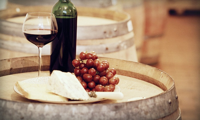 La Fuente Winery - La Fuente Winery Store Room: Wine Tasting and Tour for 2, 4, 6, or 10 at La Fuente Winery (Up to 67% Off)