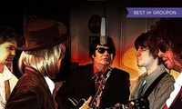 Roy Orbison and The Travelling Wilburys Tribute Show, 14 July at Conkers, The Arena at Waterside (Up to 33% Off)