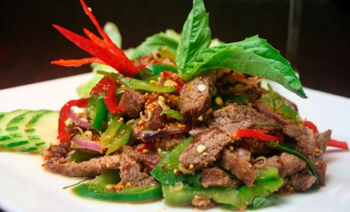 $20 for $40 to Spend on Thai Food at Tusk Thai Restaurant, Mt Eden