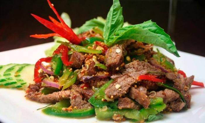 Tusk Thai Restaurant - Mt Eden: $20 for $40 to Spend on Thai Food at Tusk Thai Restaurant, Mt Eden