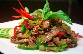 Tusk Thai Restaurant: $20 for $40 to Spend on Thai Food at Tusk Thai Restaurant, Mt Eden