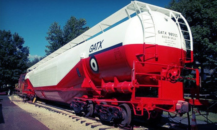 Museum of Transportation - St. Louis: Museum Outing with Miniature-Train Ride for Two or Four at the Museum of Transportation (Up to 69% Off)