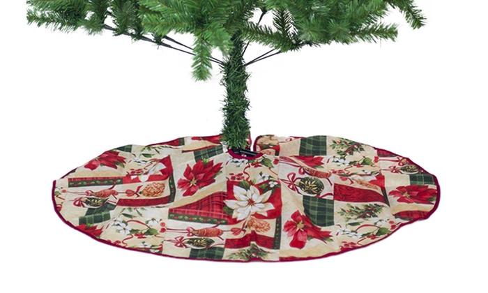 Durchmesser Weihnachtsbaum.Bis Zu 56 Rabatt Weihnachtsbaum Boden Abdeckung Groupon