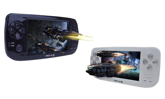 Console de jeux multim dia groupon shopping - Choisir une console de jeux ...