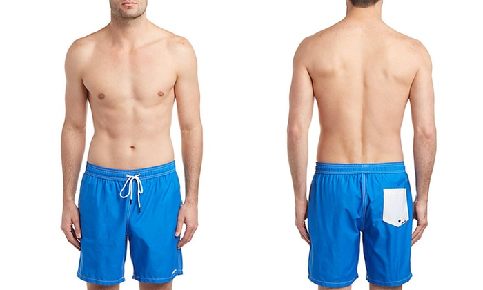 3b5307072b Mr. Swim Elastic Band Swimsuit | Groupon Goods