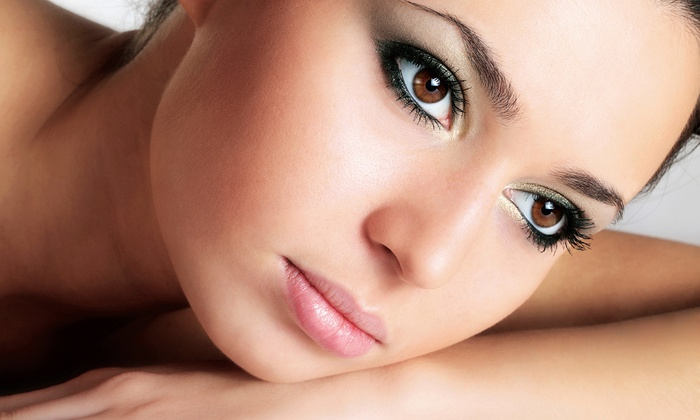 Marhaba Threading Salon & Spa - Davie: Eyebrow and Upper-Lip or Eyebrow and Full-Face Threading at Marhaba Threading Salon & Spa (50% Off)