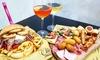 ELITE - Bar & Pub - Salerno: Fino a 300 gr di hamburger, Prosecco, tagliere e birra al ELITE - Bar & Pub in zona lungomare (sconto fino a 73%)