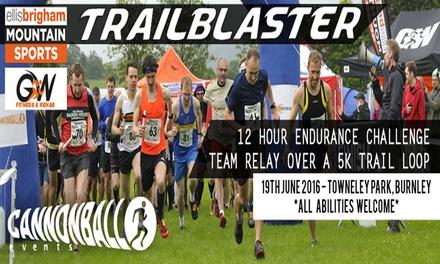 The Trailblaster