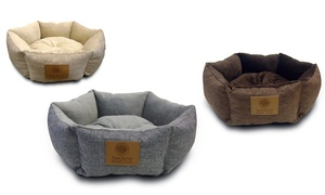 AKC Snuggly Cuddle-Cup Pet Bed at AKC Snuggly Cuddle-Cup Pet Bed, plus 9.0% Cash Back from Ebates.