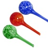 Evelots Decorative Glass Watering Globes (3-Pack)
