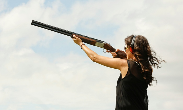 Champagne Shooting - Rectory Farm Enfield: London Clay Shooting Session For One (£39) or Two (£76) (Up to 52% Off)
