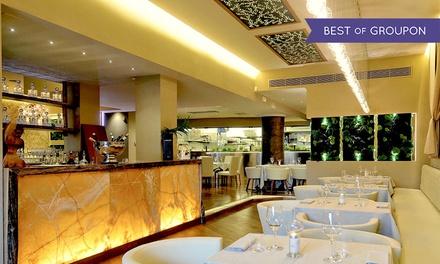 Lungarno Bistrot, menu di lusso e cucina a vista