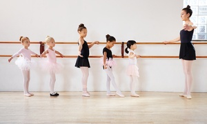 Ballet Nouveau: One or Two Months of Children's or Adult Dance Classes at Ballet Nouveau (Up to 87% Off)