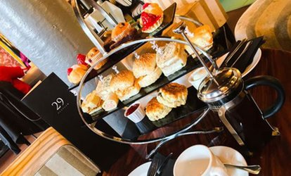 Traditional or Sparkling Afternoon Tea at 29 Private Members Club (Up to 52% Off)