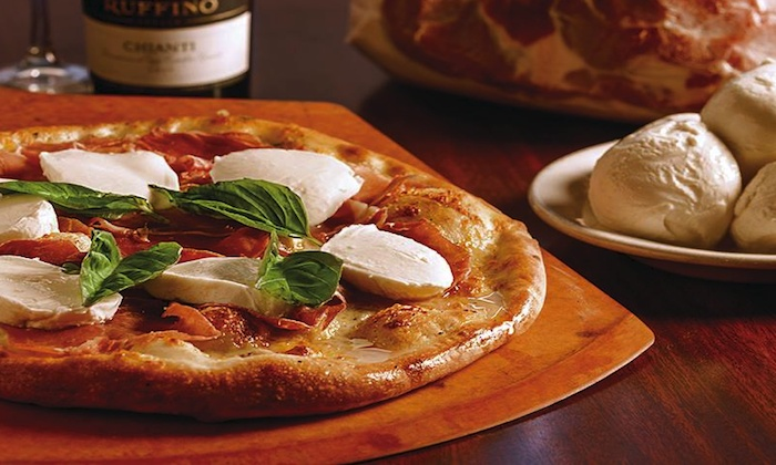 Russos New York Pizzeria From 11 Tomball Tx Groupon