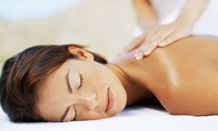 One or Two Deep-Tissue Massages or One Pre- or Post-Natal Massage at Pretty Please Beauty Bar (Up to 57% Off)