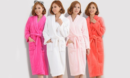 From $22.90 for a Velvet Bathrobe (worth up to $99.80). 7 Colours