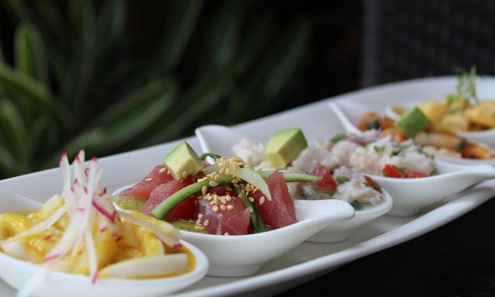 40% Off Latin American Food At Jaguar Latin American Kitchen ...