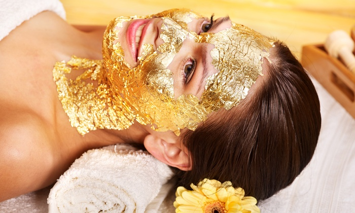 Gold Elements - Gold Elements: One or Three 24KT Gold Facial Treatments at Gold Elements (Up to 82%  Off)