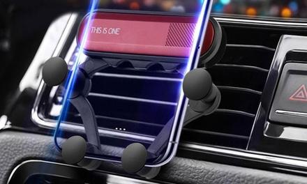 1, 2 o 4  soportes para smartphone para coche