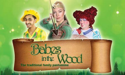 image for Babes in the Wood Pantomime, 24–27 January at Grange Arts Theatre (Up to 21% Off)