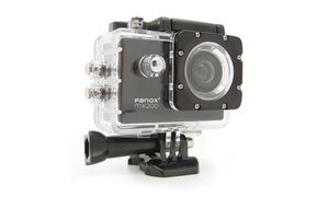 Action Cam Full HD + Accessoires