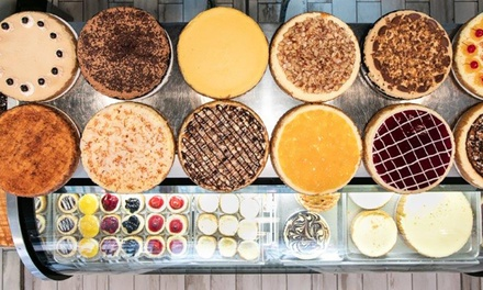 20% Cash Back at Eileen's Special Cheesecake