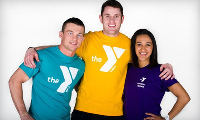 YMCA of Amarillo - Multiple Locations: Two-Month Individual or Family Membership to YMCA of Amarillo (Up to 69% Off)