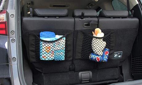 1 o 2 bolsas de almacenamiento para el coche