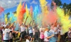 ColorMy5K - Metro West: Entry to 5K ColorMy5K (Up to 61% Off)