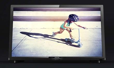 "Televisores Philips Full HD LED de 22 o 32"" (envío gratuito)"
