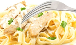 Salvatore's Theater District: $30 for $50 Worth of Italian Dinner at Salvatore's Theater District