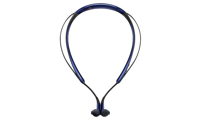 Groupon Goods Global GmbH: Samsung Level U Headset mit WiFi in Blau (63% sparen*)
