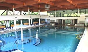 Terme di Riolo: Ingresso alla Spa e alla piscina termale per una o 2 persone alle Terme di Riolo (sconto fino a 40%)