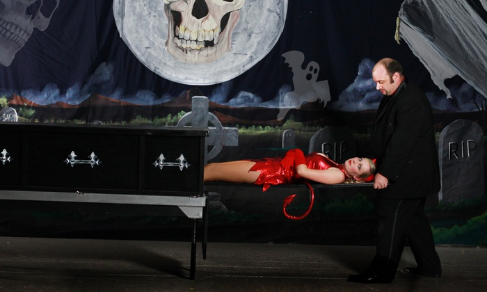 Dr, Scream's Spook Show Revival - Maumee Indoor Theater: Admission for Two, Four, or Six at            Dr. Scream's Spook Show Revival (Up to 54% Off)