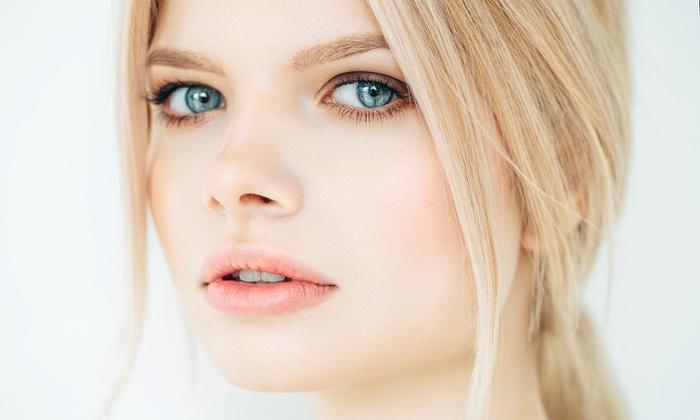Trattamento antietà viso con filler di acido ialuronico, botox e biorivitalizzazione