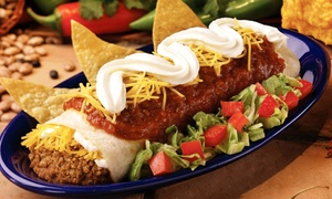 Taco Time: $12 for Four Groupons, Each Valid for $6 Worth of Mexican Food at Taco Time ($24 Value)