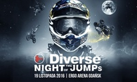 Od 49 zł: bilet na Diverse Night of The Jumps 2016 – Mistrzostwa Świata we Freestyle Motocrossie w Ergo Arena w Gdańsku