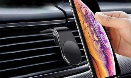 Magnetic Car Air Vent Smartphone Holder: One $9.95 or Two $16.95