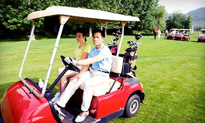 Anderson Creek Golf Club - Anderson Creek: $32 for an 18-Hole Round of Golf with Cart Rental at Anderson Creek Golf Club (Up to $65 Value)