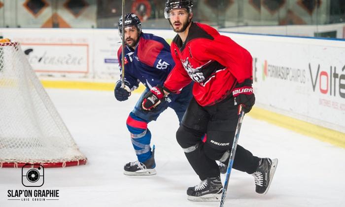 1 place en catégorie 2 ou 3 pour un match de hockey sur glace de Ligue Magnus des Boxers de Bordeaux dès 9 €