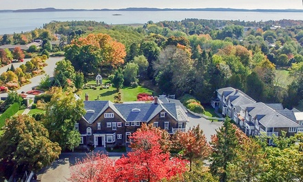 2- or 3-Night Stay for Two in a Cottage Room at 5-Star Kingsbrae Arms in Saint Andrews, NB. Combine Up to 6 Nights.
