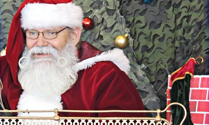 Kringle and Company Ranch - Annetta North: $24 for a Three-Hour Santa Claus Event with Photo for Family at Kringle and Company Ranch ($50 value)