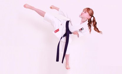 Four Beginner Karate Lessons for One, Two or Four at English Karate Academy, Multiple Locations (Up to 69% Off)
