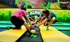 Up to 22% Off Fun Packages or Party at Launch Trampoline Park