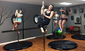 Pole Fitness Classes At Wicked Fitness (up To 50% Off). Two Options Available.