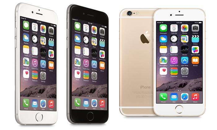 Apple iPhone 6 or 6 Plus (GSM Unlocked) (Refurbished)